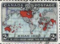 Kanada - Briefmarken