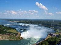 Kanada - Horseshoe Falls