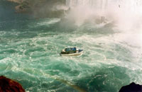 Kanada - Niagara - Maid of the Mist