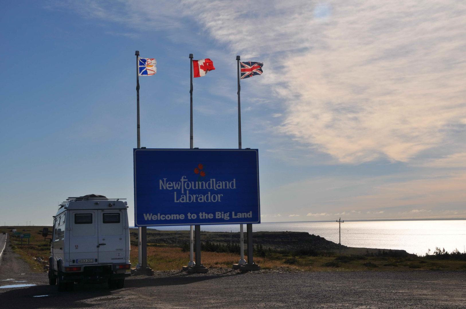 Wohnmobilverschiffung nach Kanada - KanadaSpezialist.com