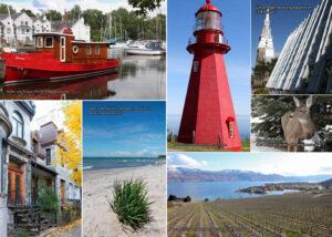 """Fotos von Marc Lautenbacher in seinem neuen Buch """"Geliebtes Kanada"""""""