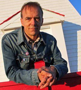 Portrait des Buchautors Marc Lautenbacher, Québec