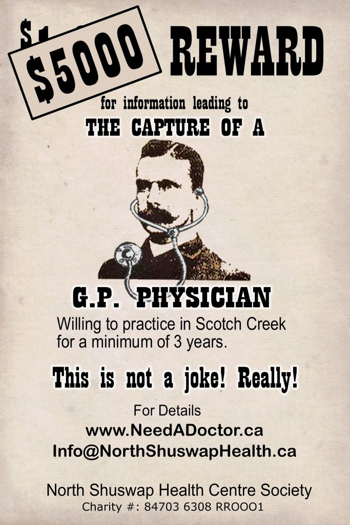 reward_for_physician_vertical lawn sign - Copy